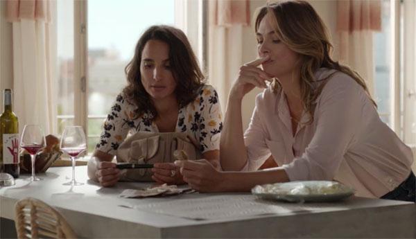 Myriam et Claire