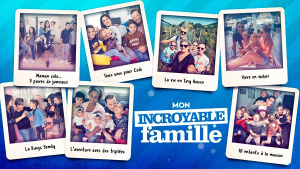 Avis Mon Incroyable Famille M6 Deprogramme Le Quotidien De 7 Familles Atypiques Actualite Tv Nouveautes Tele Com