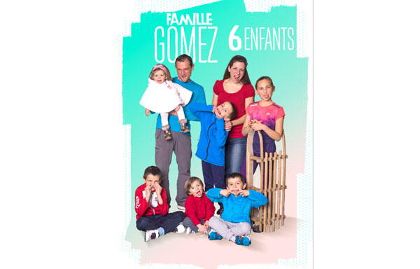 la famille Gomez