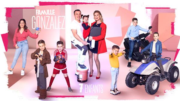 La famille Gonzalez