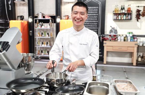 Yohei top chef