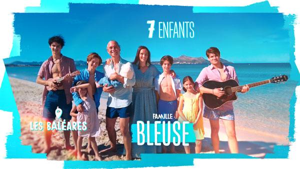Famille Bleuse TF1