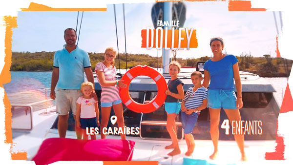 Famille Dolley TF1