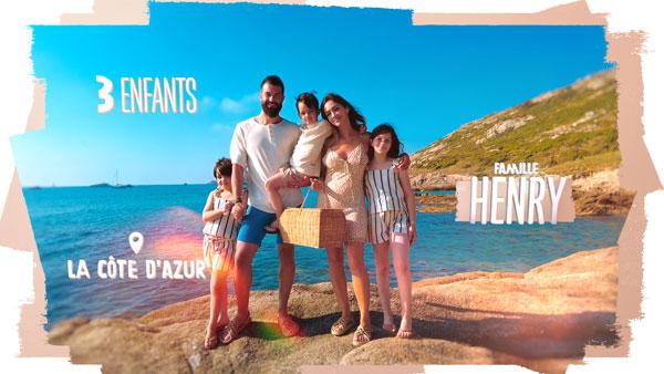 Famille Henry TF1