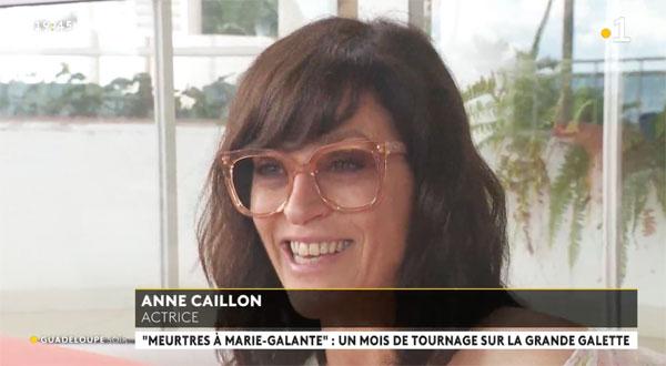 Anne Caillon