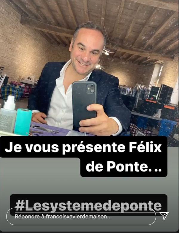 François Xavier Demaison